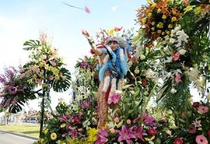 karnaval v nicce startuet 14 fevralya Карнавал в Ницце стартует 14 февраля