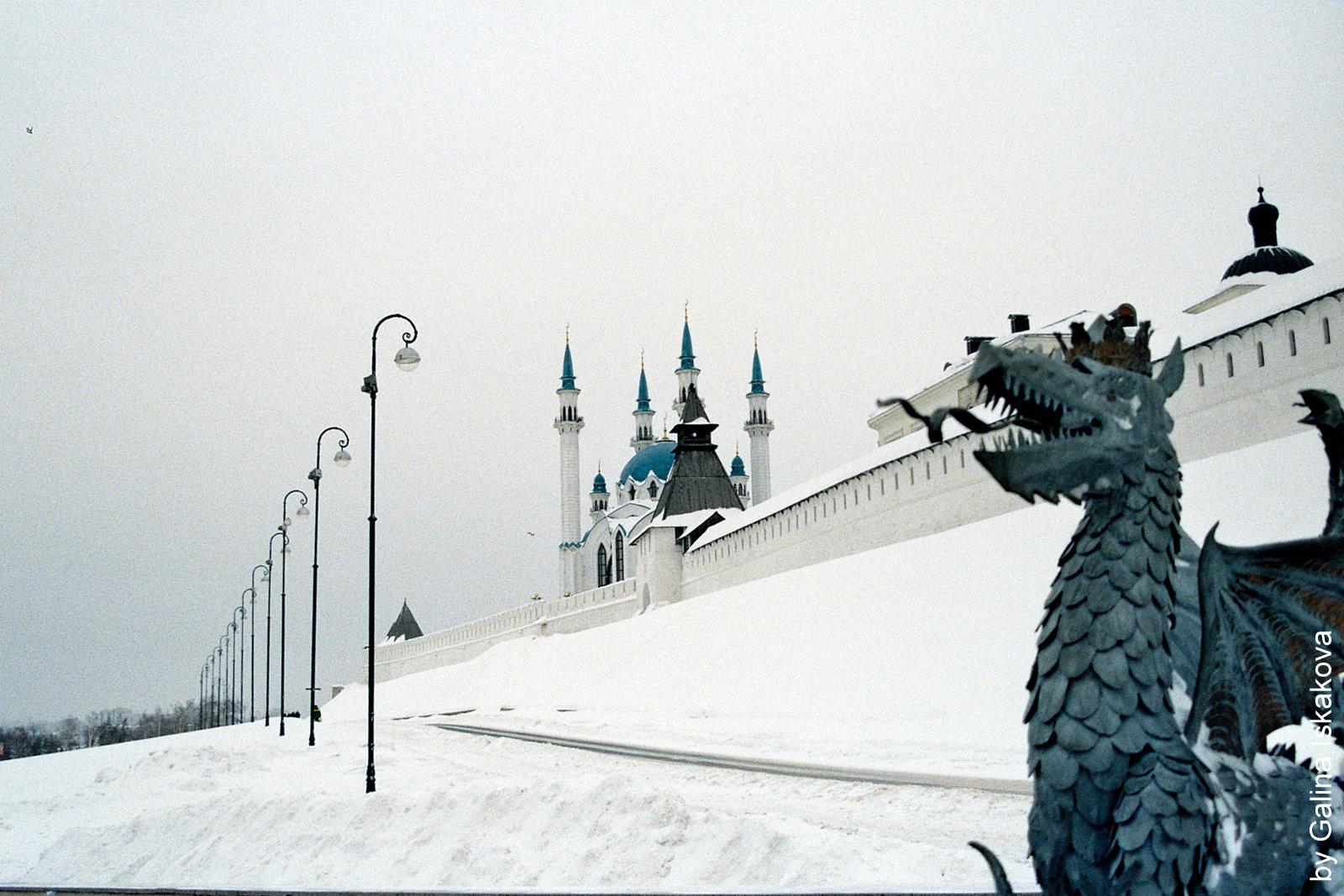 kazan — novogodnyaya stolica rossii 2013 Казань — новогодняя столица России 2013