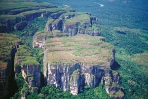 kolumbiya rasshirila ploshad glavnogo zapovednika strany Колумбия расширила площадь главного заповедника страны
