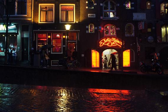 kvartal krasnyh fonarei v amsterdame budet zakryvatsya na noch Квартал красных фонарей в Амстердаме будет закрываться на ночь