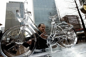 london priglashaet na festival ledyanyh skulptur Лондон приглашает на Фестиваль ледяных скульптур