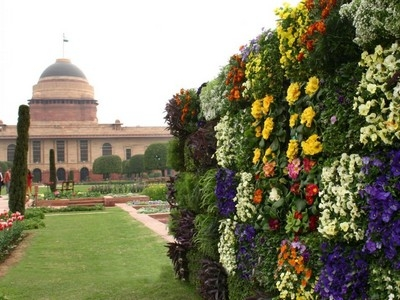 mogolskie sady v nyu deli otkrylis dlya posesheniya turistami Могольские сады в Нью Дели открылись для посещения туристами