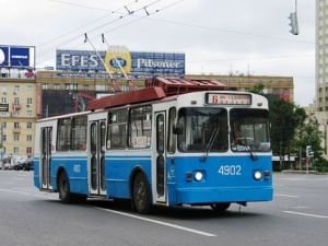 moskovskie trolleibusy prokatyat s muzykoi Московские троллейбусы прокатят с музыкой