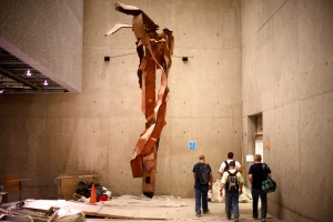 muzei 11 go sentyabrya v nyu iorke raskryl detali budushih ekspozicii Музей 11 го сентября в Нью Йорке раскрыл детали будущих экспозиций