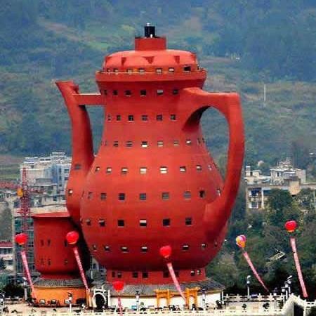 muzei chaya v kitae muzei pamyatnik otel Музей чая в Китае: музей, памятник, отель