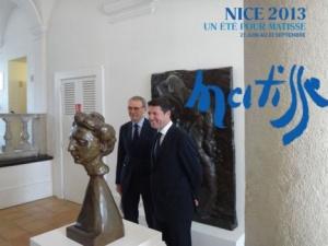 muzei matissa v nicce prazdnuet svoe pyatidesyatiletie Музей Матисса в Ницце празднует свое пятидесятилетие