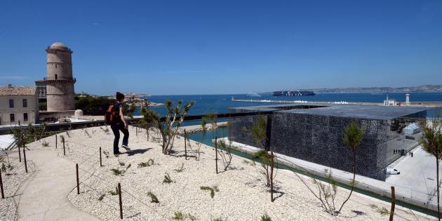 muzei sredizemnomorya otkrylsya v marsele Музей Средиземноморья открылся в Марселе