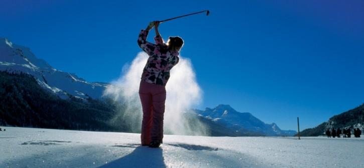 na baikale proidet turnir po zimnemu golfu На Байкале пройдет турнир по зимнему гольфу