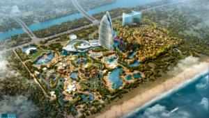 na hainane poyavitsya tretii v mire otel Atlantis На Хайнане появится третий в мире отель Atlantis
