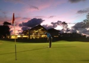 На малазийском острове Лабуан открылся новый гольф клуб