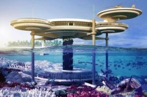 na maldivah nachinaetsya stroitelstvo podvodnogo otelya На Мальдивах начинается строительство подводного отеля