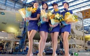 novaya uniforma styuardess Skymark Airlines nazvana slishkom seksualnoi Новая униформа стюардесс Skymark Airlines названа слишком сексуальной