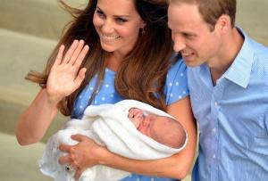 Новорожденный принц принес британской экономике 521 миллион фунтов стерлингов