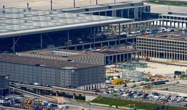 novyi aeroport v berline teryaet 40 millionov evro v mesyac Новый аэропорт в Берлине теряет 40 миллионов евро в месяц