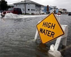 Нью Йорку грозит новый шторм, эвакуация людей уже идет