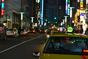 o zabytyh veshah v tokiiskom taksi passajiram napomnit zvukovoi signal О забытых вещах в токийском такси пассажирам напомнит звуковой сигнал
