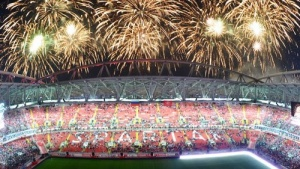 otkrylsya stadion «spartaka» Открылся стадион «Спартака»
