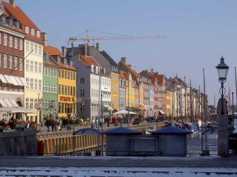 Открытие аквариума в Копенгагене