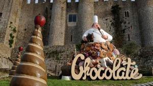 portugalskii obidush gotovitsya k ejegodnomu festivalyu shokolada Португальский Обидуш готовится к ежегодному Фестивалю шоколада