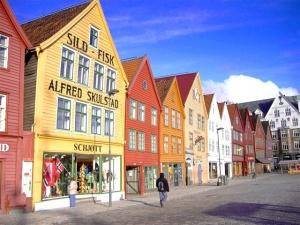 potok rossiiskih turistov v norvegiyu prodoljaet rasti Поток российских туристов в Норвегию продолжает расти