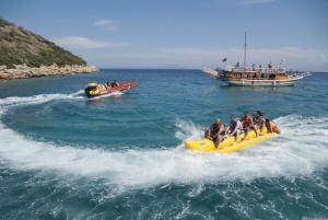potok turistov na osnovnye kurorty turcii ne umenshaetsya Поток туристов на основные курорты Турции не уменьшается