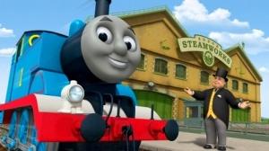 prokatitsya na parovozike iz multfilma mojno v yaponii Прокатиться на паровозике из мультфильма можно в Японии