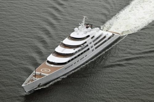 reiting samyh dlinnyh yaht v mire Рейтинг самых длинных яхт в мире