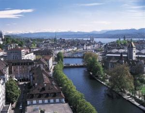 Рейтинг самых приветливых городов Европы возглавил Цюрих