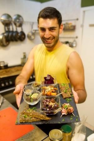 restoran berlina predlagaet poprobovat edu epohi paleolita Ресторан Берлина предлагает попробовать еду эпохи палеолита