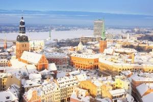 riga gotovitsya k otkrytiyu goda kulturnoi stolicy evropy Рига готовится к открытию года культурной столицы Европы