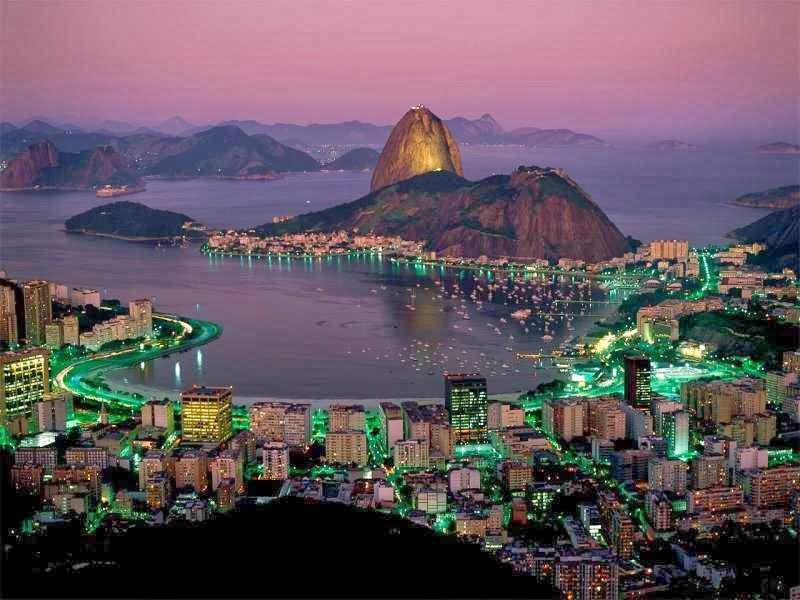 rio de janeiro – luchshii gorod dlya turizma v 2014 godu Рио де Жанейро – лучший город для туризма в 2014 году