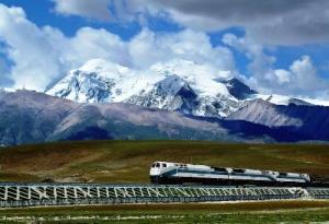 samaya vysokaya jeleznaya doroga otkroetsya v gorah everesta Самая высокая железная дорога откроется в горах Эвереста