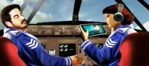 samolet pristupil k snijeniyu poka pilot spal a pomoshnik igral v planshet Самолет приступил к снижению, пока пилот спал, а помощник играл в планшет