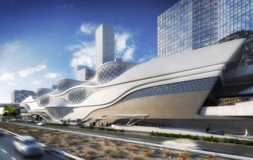 saudovskaya araviya predstavila futuristicheskii proekt budushego metro 4 Саудовская Аравия представила футуристический проект будущего метро