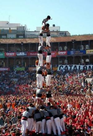 segodnya v barselone budut stroit «chelovecheskie zamki» Сегодня в Барселоне будут строить «человеческие замки»