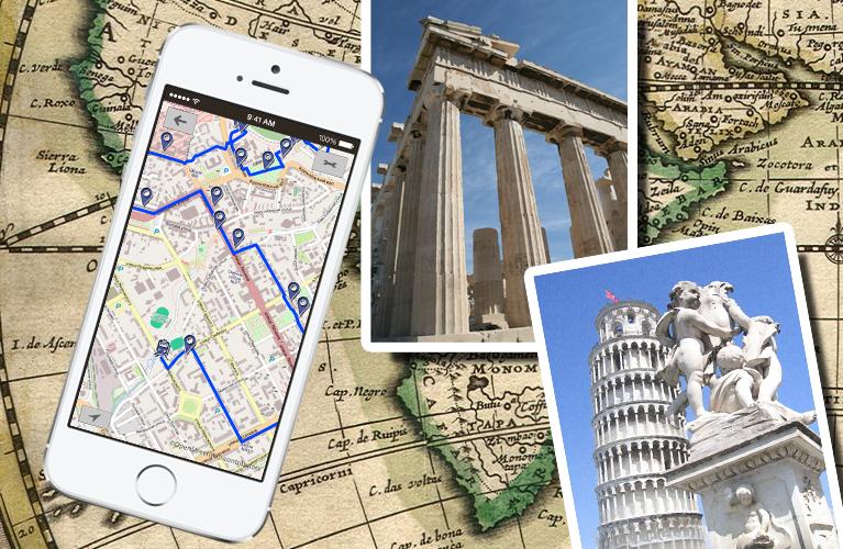 Составляйте уникальные маршруты прямо в своем Iphone