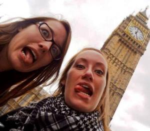 stolica velikobritanii nazvana stolicei selfi Столица Великобритании названа столицей селфи
