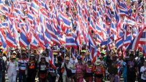 tailand obyavil o voennom polojenii Таиланд объявил о военном положении