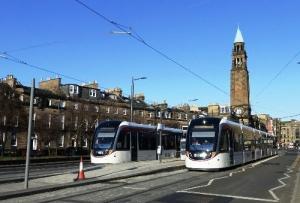 Трамваи вернулись в Эдинбург спустя 58 лет