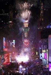 translyaciyu nastupleniya novogo goda v nyu iorke posmotryat svyshe milliarda chelovek Трансляцию наступления Нового года в Нью Йорке посмотрят свыше миллиарда человек