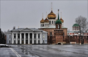 tulskaya oblast obzavelas turisticheskim saitom Тульская область обзавелась туристическим сайтом