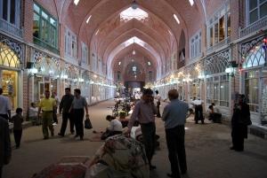 Туристический поток в Иран вырос на одну четверть