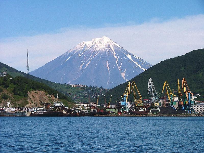 u podnojya kamchatskogo vulkana otkroyut bazu dlya turistov У подножья камчатского вулкана откроют базу для туристов