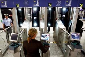 v aeroportu frankfurta vveli avtomatizirovannuyu sistemu pasportnogo kontrolya В аэропорту Франкфурта ввели автоматизированную систему паспортного контроля
