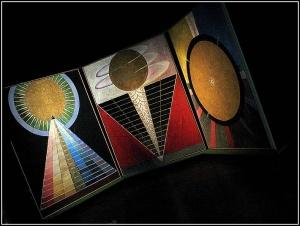 v berline prohodit vystavka kultovoi shvedskoi hudojnicy hilmy af klint В Берлине проходит выставка культовой шведской художницы Хильмы аф Клинт