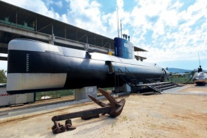 v chernogorii otkrylas dlya posesheniya yugoslavskaya podvodnaya lodka В Черногории открылась для посещения югославская подводная лодка