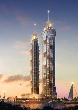 v dubae otkrylsya samyi vysokii v mire otel В Дубае открылся самый высокий в мире отель