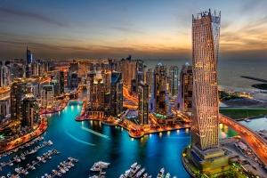 v dubae startovalo stroitelstvo novogo kanala В Дубае стартовало строительство нового канала