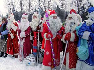 v gelendjike proidet parad dedov morozov В Геленджике пройдет парад Дедов Морозов
