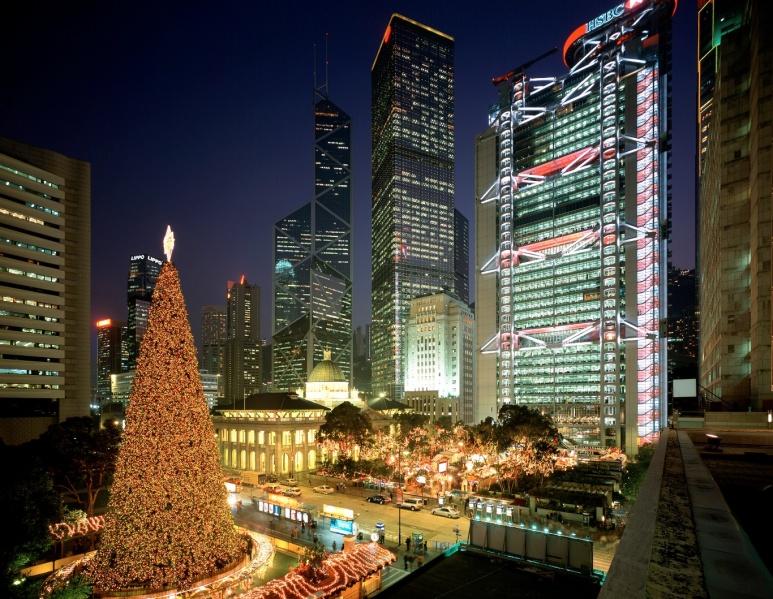 v gonkonge proidet zimnii festival В Гонконге пройдет зимний фестиваль